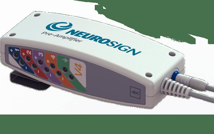 Neurosign V4 Pre-amplifier IONM Nerve Monitor